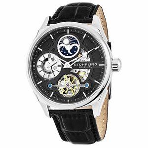 NWT, NIB Men's Stuhrling Delphi watch